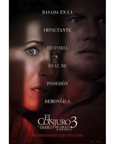 El Conjuro 3 El Diablo Me Obligo A Hacerlo Nuevo Trailer Y Arte Radio Click Digital